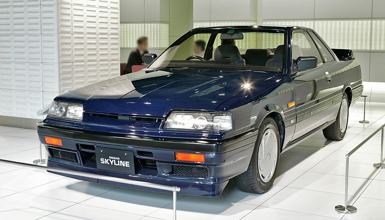 Nissan_skyline_(r31)_original